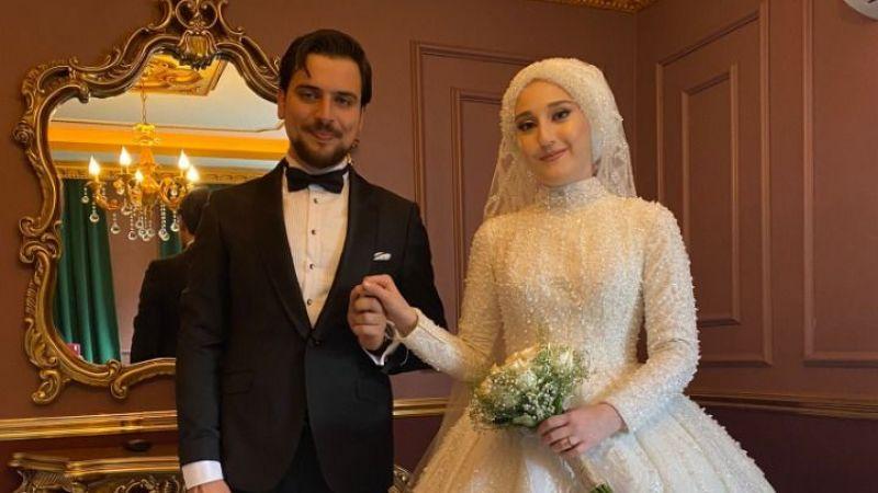 Genç Askon Başkanı Bekir Şengün evlendi