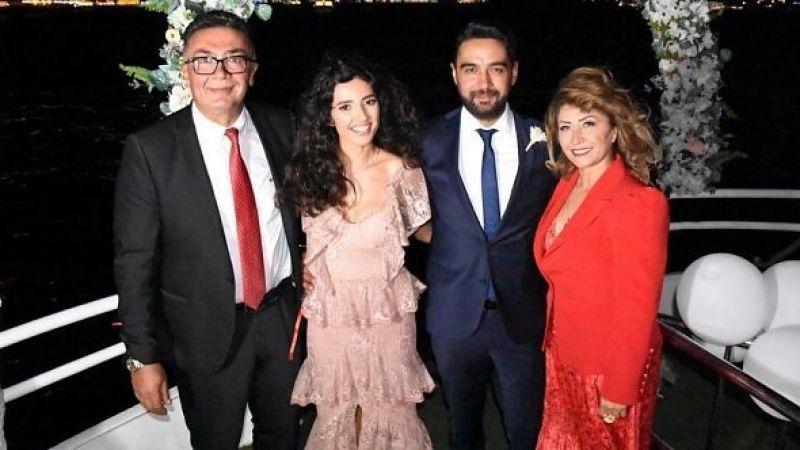 Şanbaz Yıldız'ın oğlu evleniyor