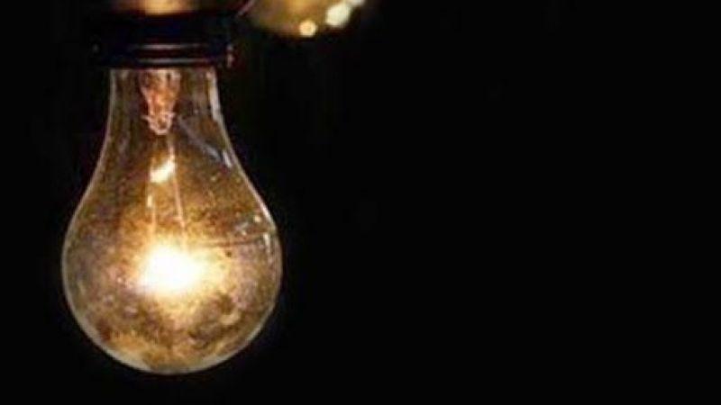 O ilçelerde elektrikler kesilecek!