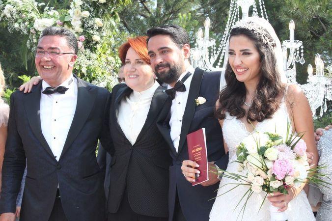 Şanbaz Yıldız'ın oğlu Cevat Yıldız evlendi