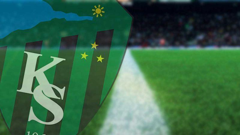 Kocaelispor takımını güçlendirmeye devam ediyor