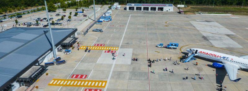 Cengiz Topel Havalimanı yeniden uçuşlara açılıyor