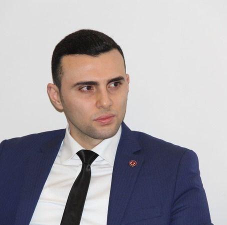 MHP Kocaeli İl Başkanı Yunus Emre Kurt oldu