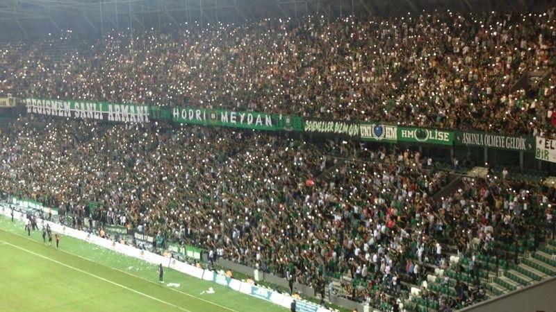 Stadyuma 5 maddelik seyirci giriş şartı