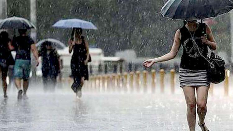 Kocaeli'ye sağanak yağış uyarısı!