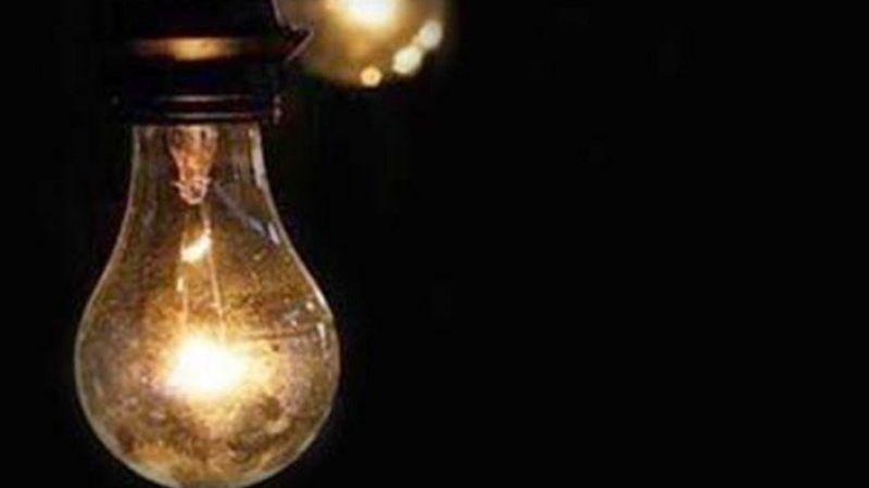 5 ilçede elektrik kesilecek!