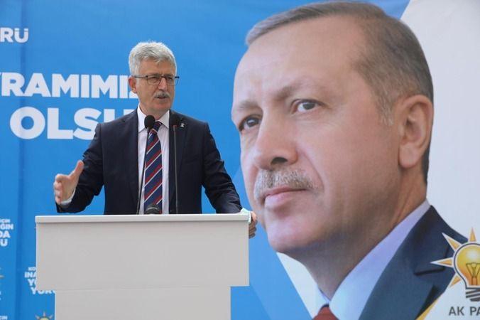 AK Parti İl Başkanı Mehmet Ellibeş'ten 20.yıl mesajı