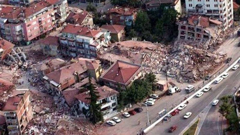 Marmara depreminin 7'nin üzerinde olması bekleniyor