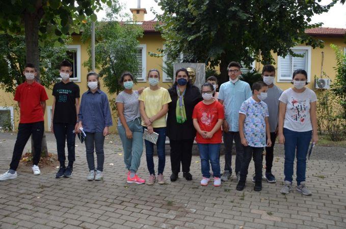 Bayan Yavuz'dan Bakım ve Rehabilitasyon Merkezi'ne Ziyaret