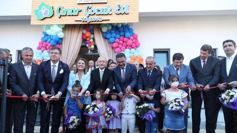 İzmit Belediyesi'nden Çınar Çocuk Evi ile ilgili yeni açıklama