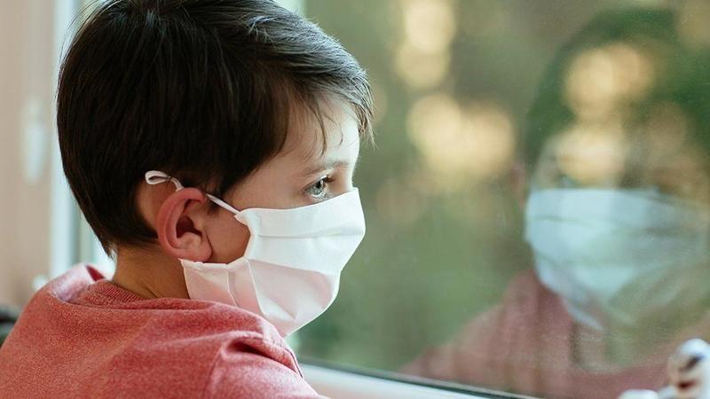 Korona virüs  çocuklarda daha çok görülmeye başladı!
