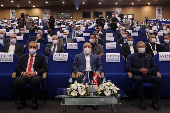 Başkan Demir'den savunma sanayiinde yerli standart vurgusu