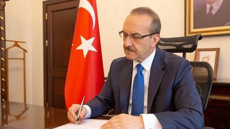 Vali Yavuz Türk Dili Bayramı'nı kutladı