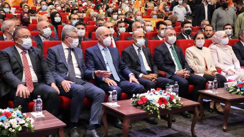 Kurtulmuş:AK Parti bütün yaş gruplarında birinci partidir