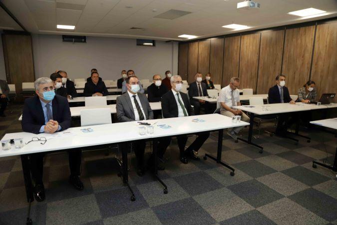 İSU'da eğitim kurulu toplantısı gerçekleştirildi
