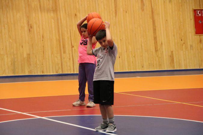 Derince'de Basketbolda Önemli Adımlar