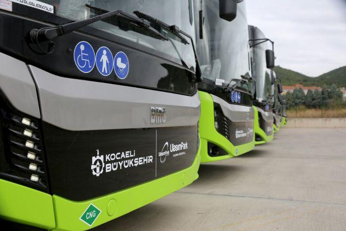 90 Yeni otobüs için ihale gerçekleştirildi