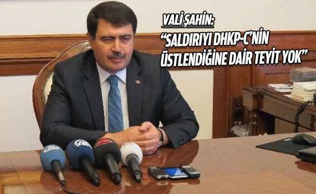 İstanbul Valisi'nden DHKP-C açıklaması