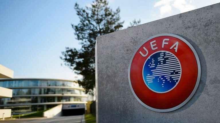 UEFA, hazirandaki bütün milli maçları erteledi