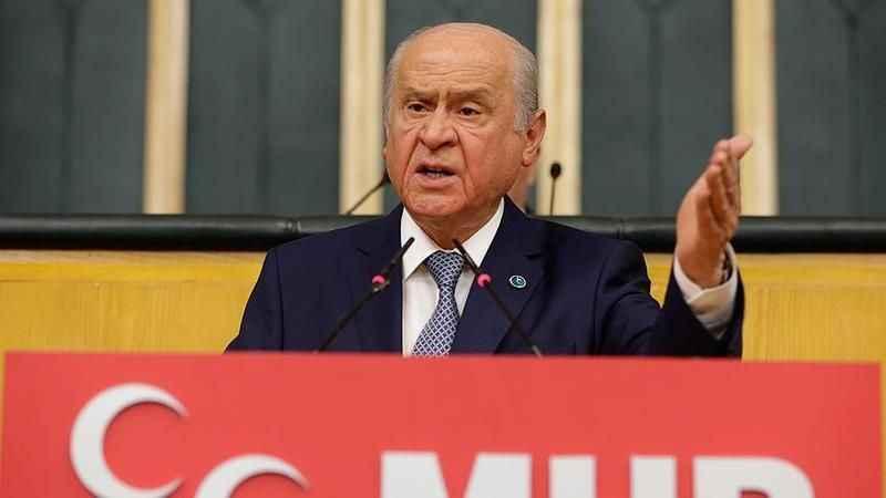 Devlet Bahçeli, erken seçim tartışmalarını 'dış güçlere' bağladı