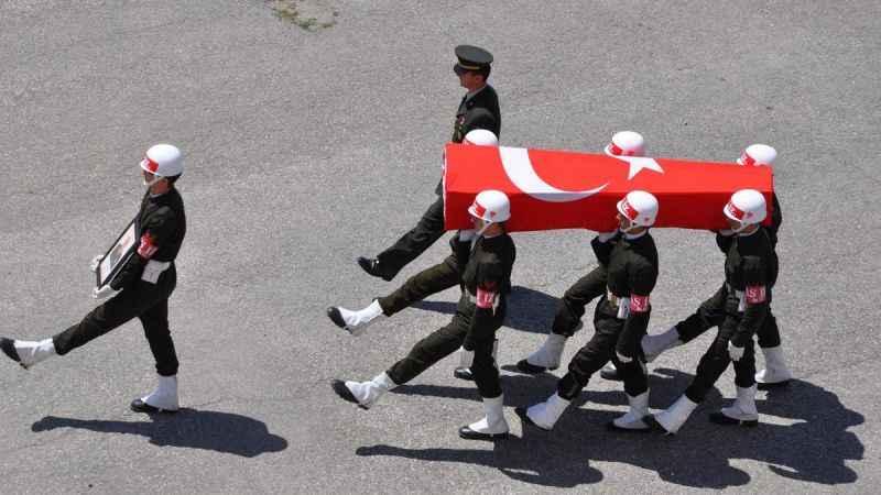Devriye atan askeri araca saldırı: 1 şehit