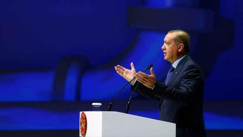 Erdoğan, ABD'li şirketlerin yöneticilerine yatırım çağrısı yapacak