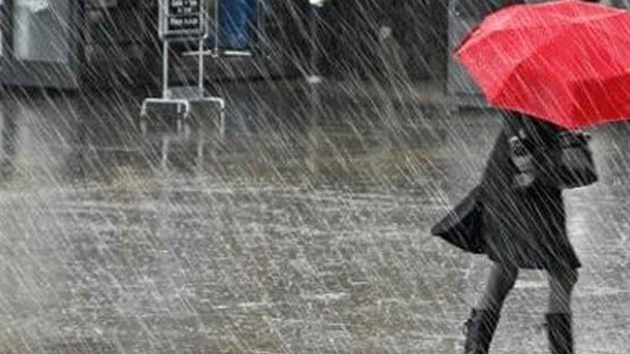 Meteoroloji, 12 il için alarm verdi; kuvvetli yağış bekleniyor ...