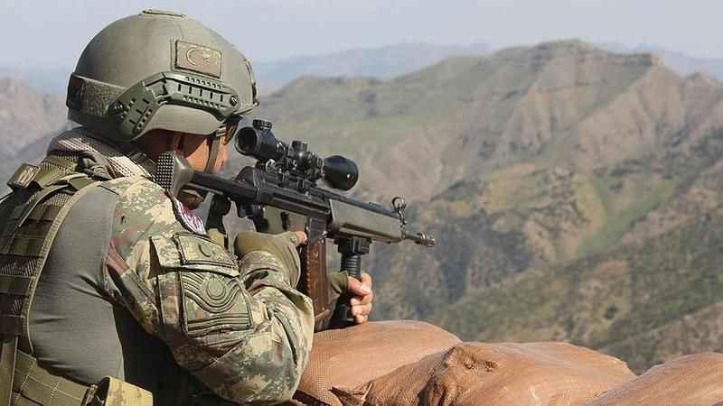 Siirt-Şirvan'da 2 terörist daha etkisiz hale getirildi!