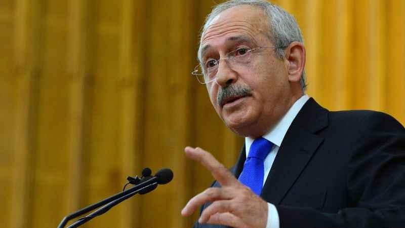 """Kılıçdaroğlu'ndan iddialı açıklama!""""Çok yakın zamanda iktidar olacağı"""""""