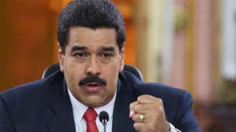 Maduro, AB temsilcisini ülkesinden kovdu!