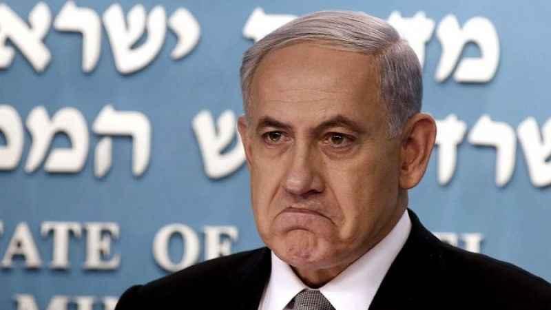 Katil Netanyahu'nun foyası ortaya çıktı!