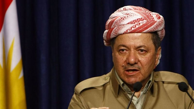 Barzani'den ABD çıkışı! Bizi korumalıydı