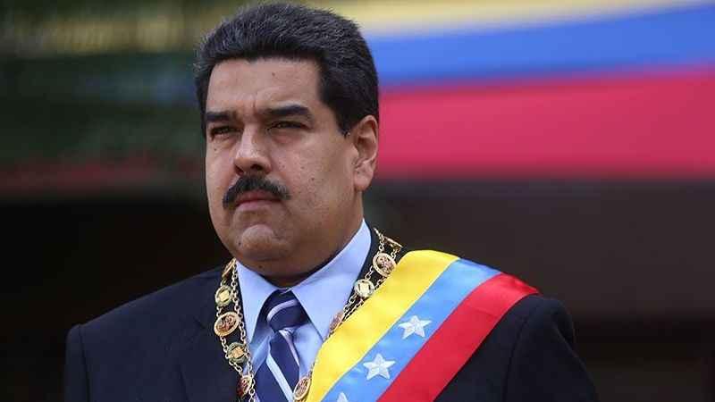 Maduro'dan Avrupa Birliğine tepki: Ülkemden elinizi çekin
