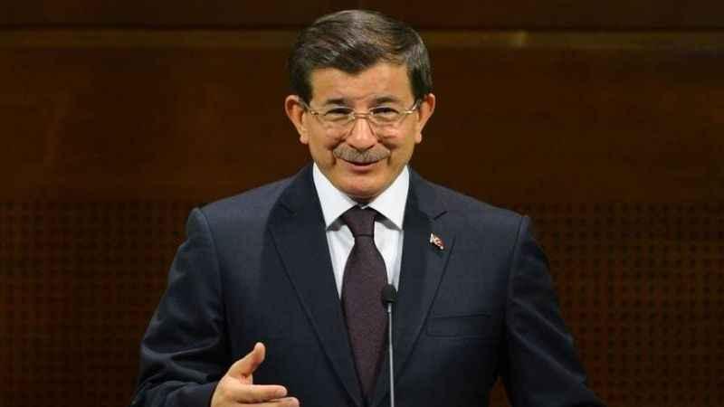 Ahmet Davutoğlu, Gezi Parkı davasında çekildi.