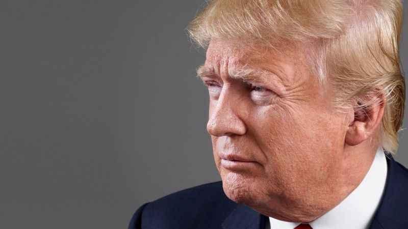 Siyonist sevici Trump'ın aklı hep o hayvanda! Çok şaşıracaksınız