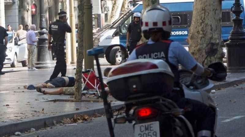 Barcelona'daki terör saldırısında bir Türk ağır yaralandı