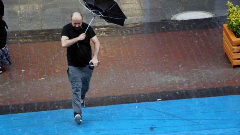Meteoroloji'den kritik sağanak uyarısı! Bu 5 ilde yaşayanlar dikkat