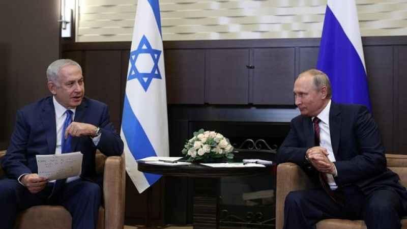 Netanyahu'dan Putin'e İran uyarısı