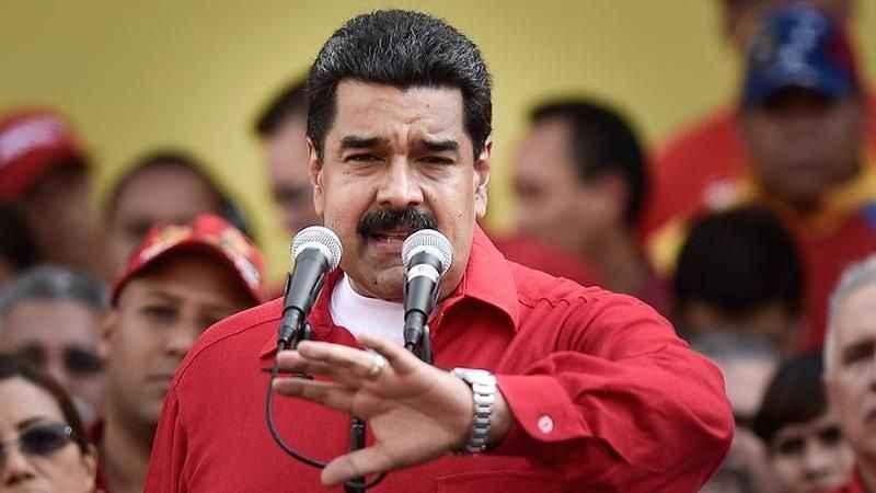 Maduro Putin ile görüşecek