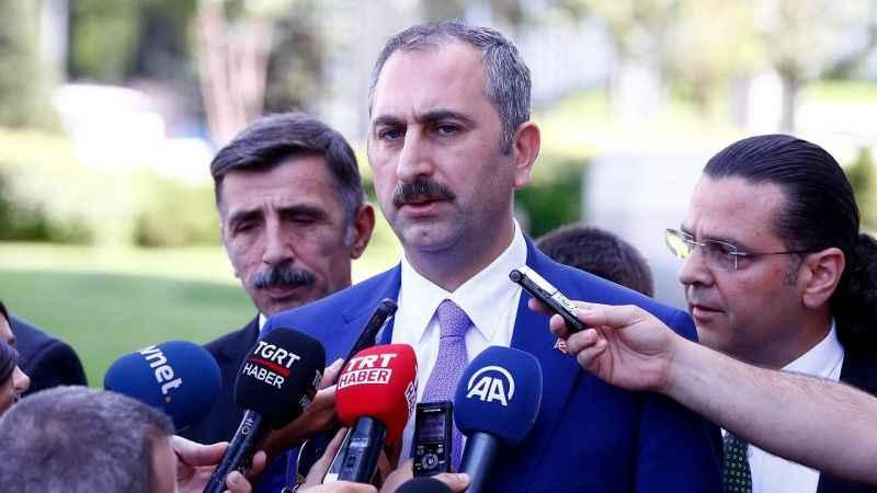 Adalet Bakanı Gül'den HSK seçimleri açıklaması!