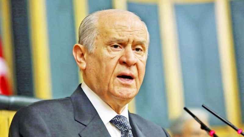 Devlet Bahçeli'den Afganistan açıklaması: Taliban'la görüşmek dahil...