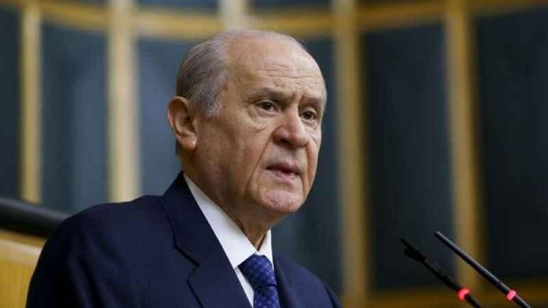 MHP Genel Başkanı Bahçeli'den erken seçim tepkisi: İki yolu var...
