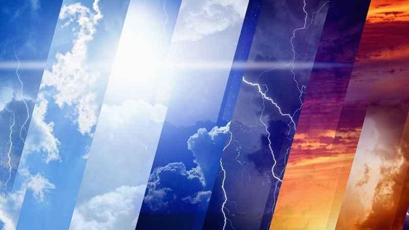 Meteoroloji saat verdi! Kuvvetli yağış ve rüzgar uyarısı