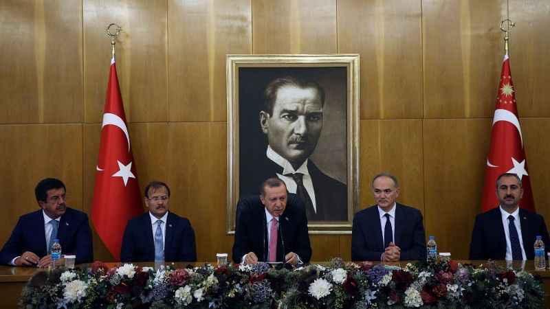 Cumhurbaşkanı Erdoğan: Bizim İran'la hassas ilişkilerimiz var