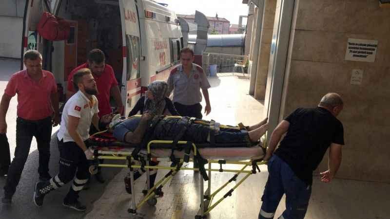 Zonguldak'ta maden ocağında iş kazası: 1 yaralı