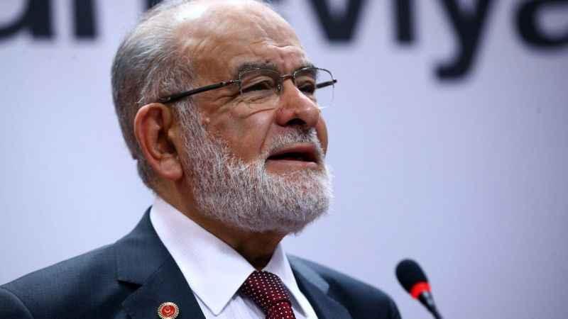 Karamollaoğlu Hüsnü Bayramoğlu için taziye mesajı yayımladı