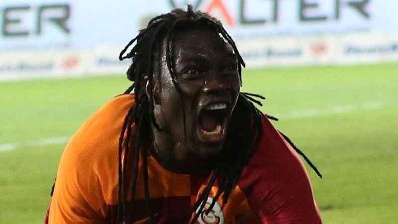 Gomis, Trabzonspor'a mı geliyor? İddialara yanıt verdi