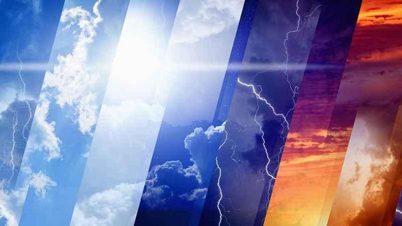 23 Mart hava durumu:Meteoroloji'den sağanak yağış  uyarısı