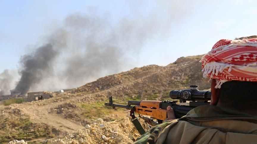 Tuzhurmatuda Peşmerge ve Haşdi Şabi arasında çatışma