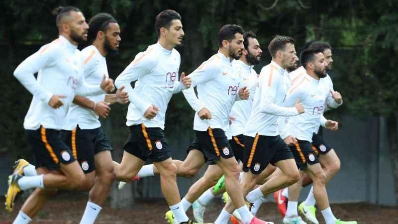 Galatasaray'da Kardemir Karabükspor hazırlıkları